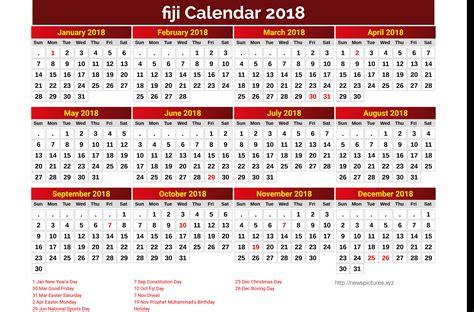 fiji calendar 2018 16 newspicturesxyz qualads