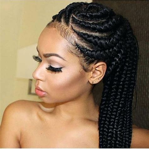 Hairstyles For Adults by Unique Cornrow Hairstyles For Hair Adults Braided