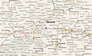 boone carolina location guide