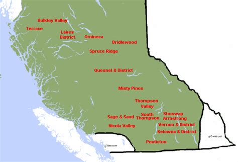 Bc Interior by Canadian Pony Club Bc Interior Region Home Page