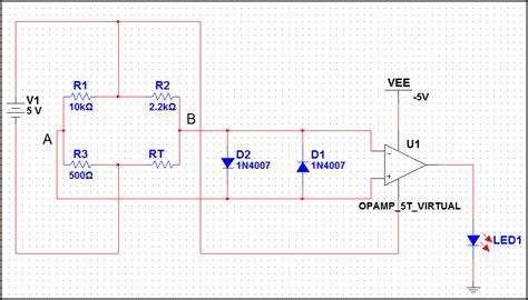 werking shockley diode led temperature indicator circuit 28 images index 115 basic circuit circuit diagram seekic