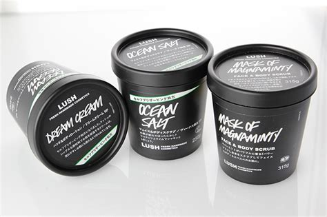 Handmade Cosmetics Brands - lush fresh handmade cosmetics to release all