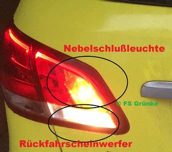 beleuchtung auto beleuchtung auto fahrschule afdecker
