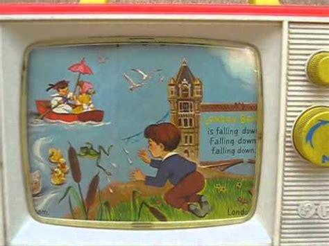 toy boat lyrics vintage fisher price row your boat london bridge 1964
