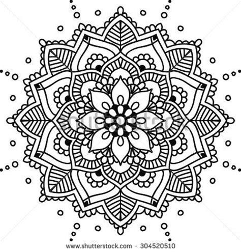 simple pattern mandala best 25 simple mandala ideas on pinterest mandela art