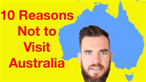 10 reasons to not 10 reasons not to visit australia aussie reacts
