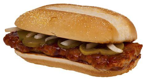 rib sandwich retire the mcrib 174