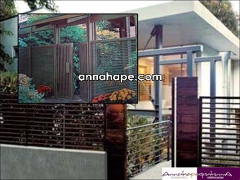 desain interior pagar rumah tip 99 desain pagar yang serasi dengan rumah minimalis