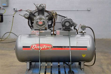 dayton 3z96a air compressor boggs equipment