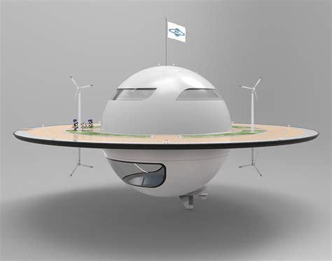 designboom jet capsule jet capsule unveils unidentified floating object concept