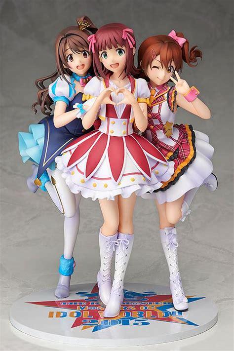Pvc Sq Uzuki Shimamura Idolmster Cinderella 1 Pvc Figuren Kopen The Idolmaster Masters Of Idol World