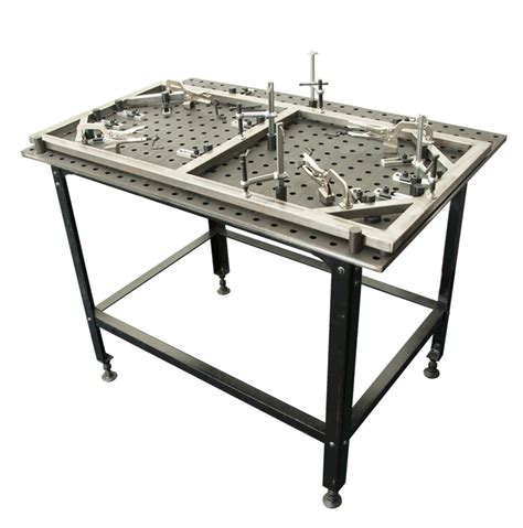 strong welding table modular welding tables and tool kits