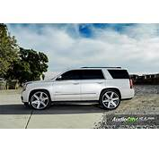 GMC Yukon Custom Wheels Giovanna Dramuno 6 26x100 ET