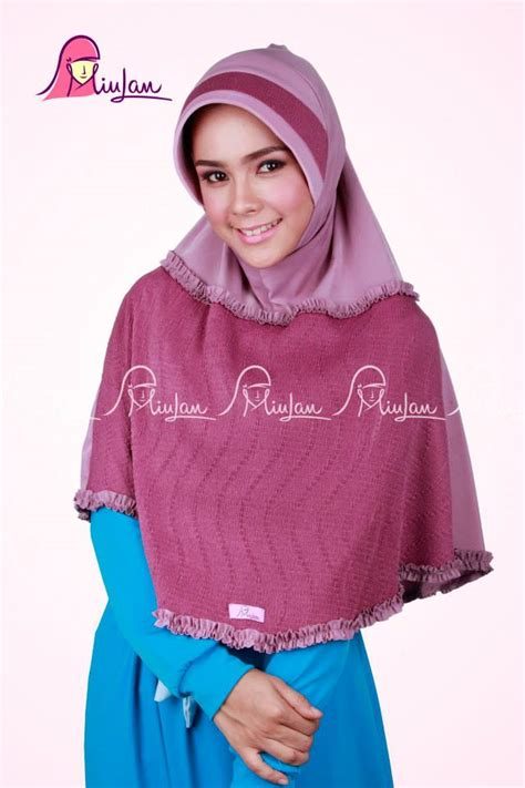 khanza dusty purple miulan boutique
