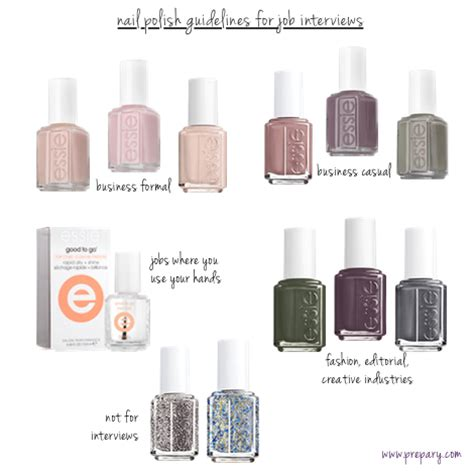 great nail colors for professional woman what nail polish colors are appropriate for interviews