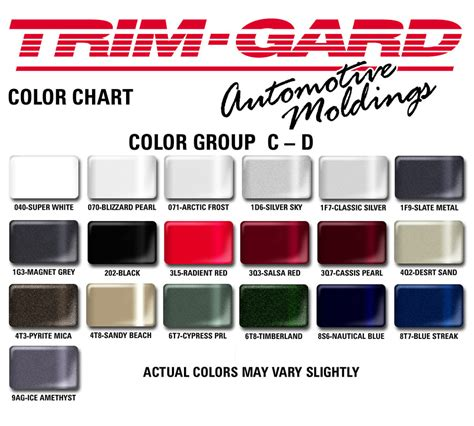 car paint color chart maaco driverlayer search engine