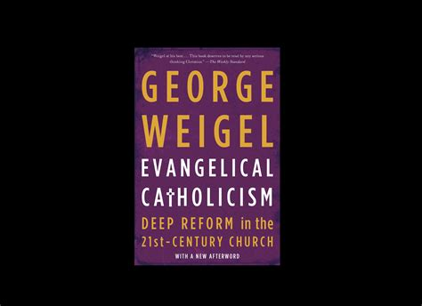 Book Review High Society By by Book Review Evangelical Catholicism St Paul