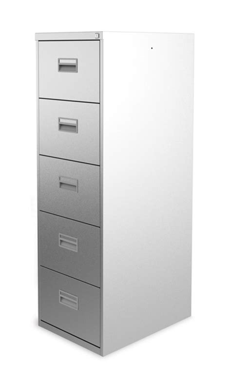Silverline Filing Cabinet Silverline 5 Drawer Filing Cabinet Allard Office Furniture