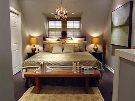 Master Bedroom Design For Small Space Bedrooms By Candice Hgtv
