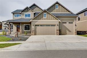 Fulton Homes Floor Plans rv garage craftsman exterior other by spokane