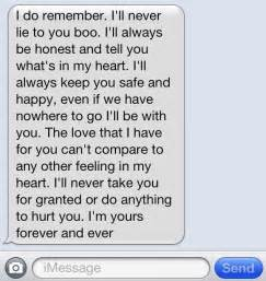 long love text messages for him google search text