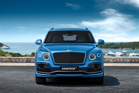 bentley startech startech pumps up bentley bentayga with widebody kit