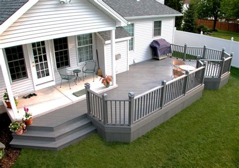 1000 ideas about decking fence on pinterest back deck designs low deck designs and deck
