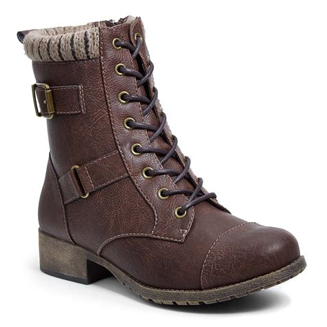 and boots jellypop juniors len distressed lace up boots