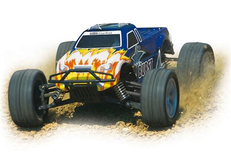 Revell Rc Auto by Revell 174 Rc Auto 187 Revell 174 Control Monster Truck Burst