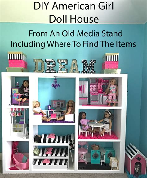 how to build american girl doll house diy american girl doll house furniture diy do it your self