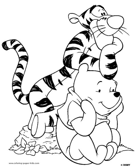 winnie the pooh characters coloring pages free coloring pages of pooh with balloons