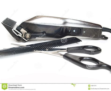 Hair Dresser Tools by Hairdressing Tools Royalty Free Stock Image Image 19821216