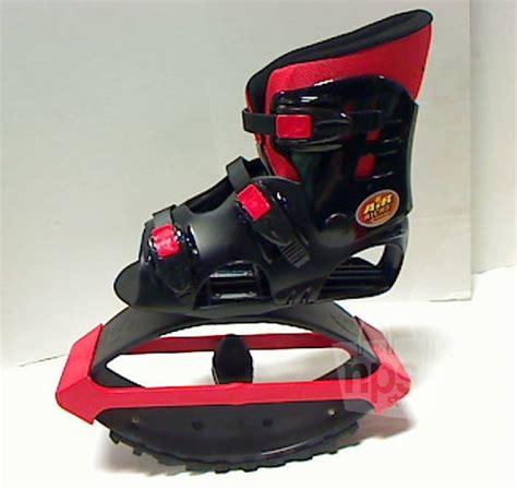 air kicks anti gravity boots air kicks 11205 indoor outdoor black medium anti