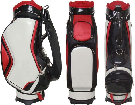 Handmade Golf Bags - custom golf cart bag buy golf bag customizable golf bags