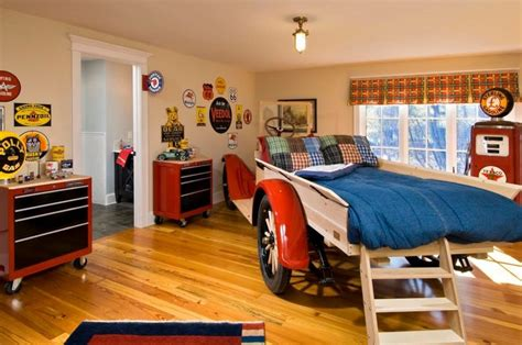 vintage sports themed boy s bedroom traditional from boys to men the best male bedroom designs