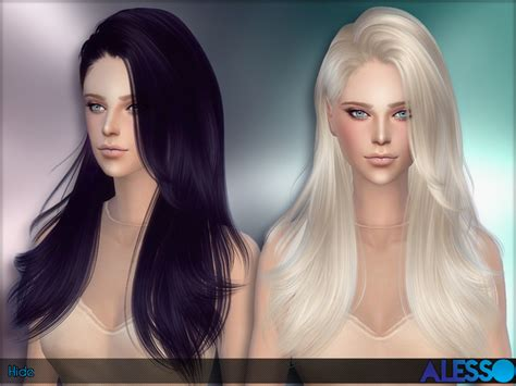 the sims 4 hair alesso 187 sims 4 updates 187 best ts4 cc downloads 187 page 2 of 6
