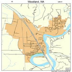 woodland oregon map woodland washington map 5379625