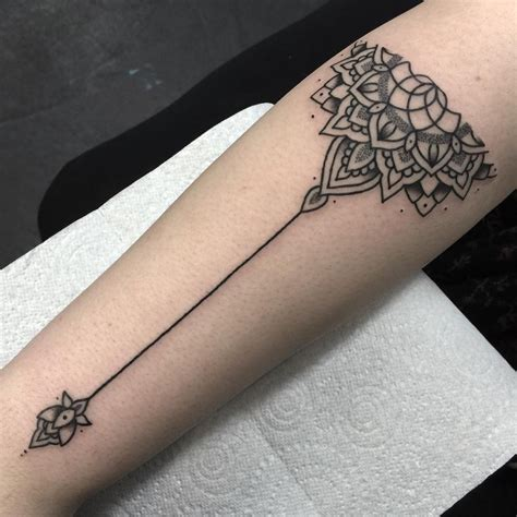 mandala tattoo half 109 of the most stylish mandala tattoos you will ever see