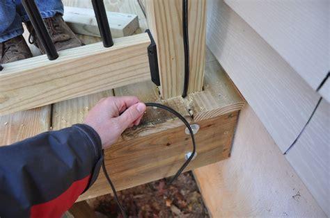Decks.com. How To Install Deck Lighting
