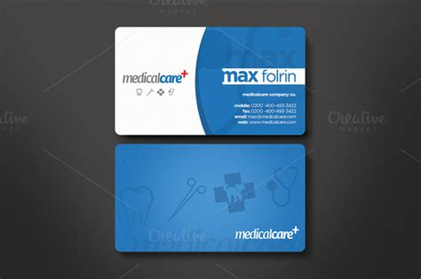 physician business card templates business card business card templates on
