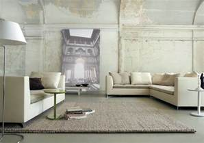 white walls living room wall painting decor
