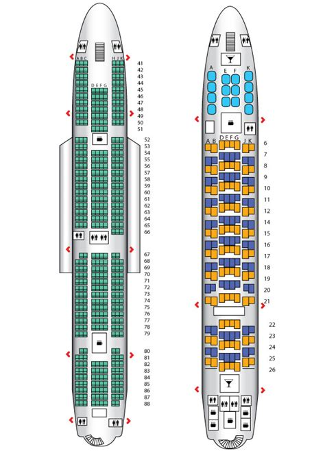emirates seat map emirates seat map my blog