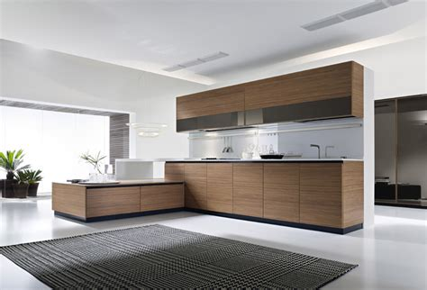 new home designs latest homes modern wooden kitchen unique dune kitchen range from pedini