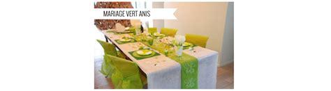 Decoration Verte by Mariage Vert Anis Theme De Decoration Mariage Vert Anis