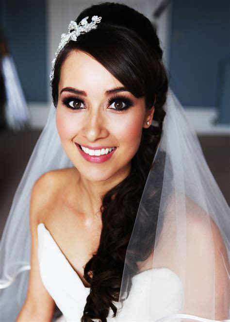 Wedding Hair Real Brides by Wedding Hair And Make Up In Cornwall Ideal For