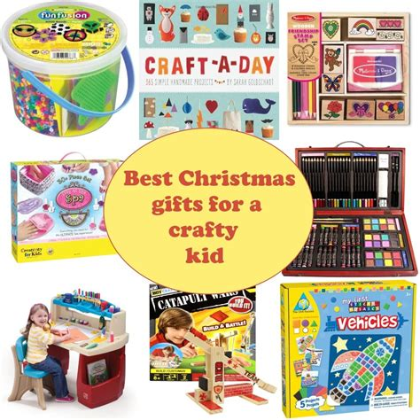 best christmas gifts for your talented crafty kid