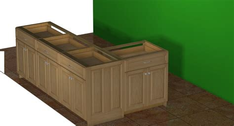 new vision cabinetry