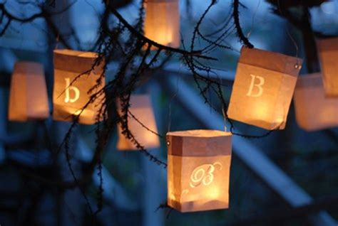 How To Make A Paper Bag Lantern - diy project paper bag lanterns design sponge