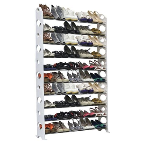 50 Pair Shoe Rack 50 pair shoe rack want