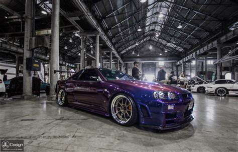 midnight purple midnight purple r34 gtr images